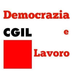 CGIL democrazia e lavoro