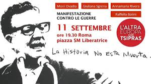 11 settembre contro le guerre a Roma