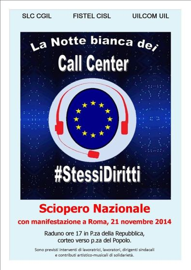 notte call center